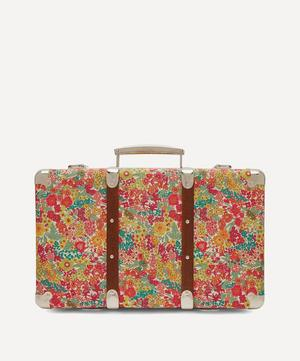 Margaret Annie Tana Lawn™ Cotton Wrapped Suitcase