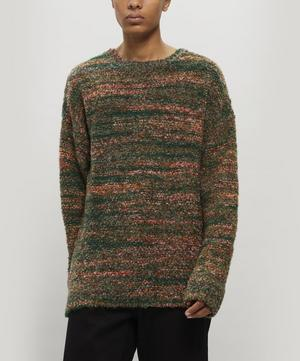 Crew-Neck Fair Isle Jumper