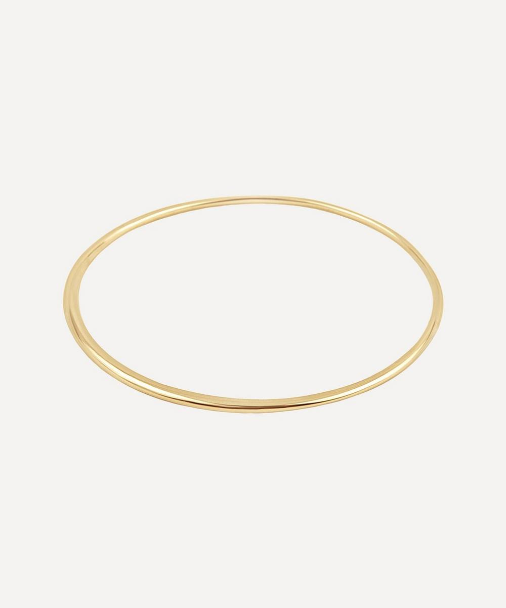 Dinny Hall - 10ct Gold Signature Bangle