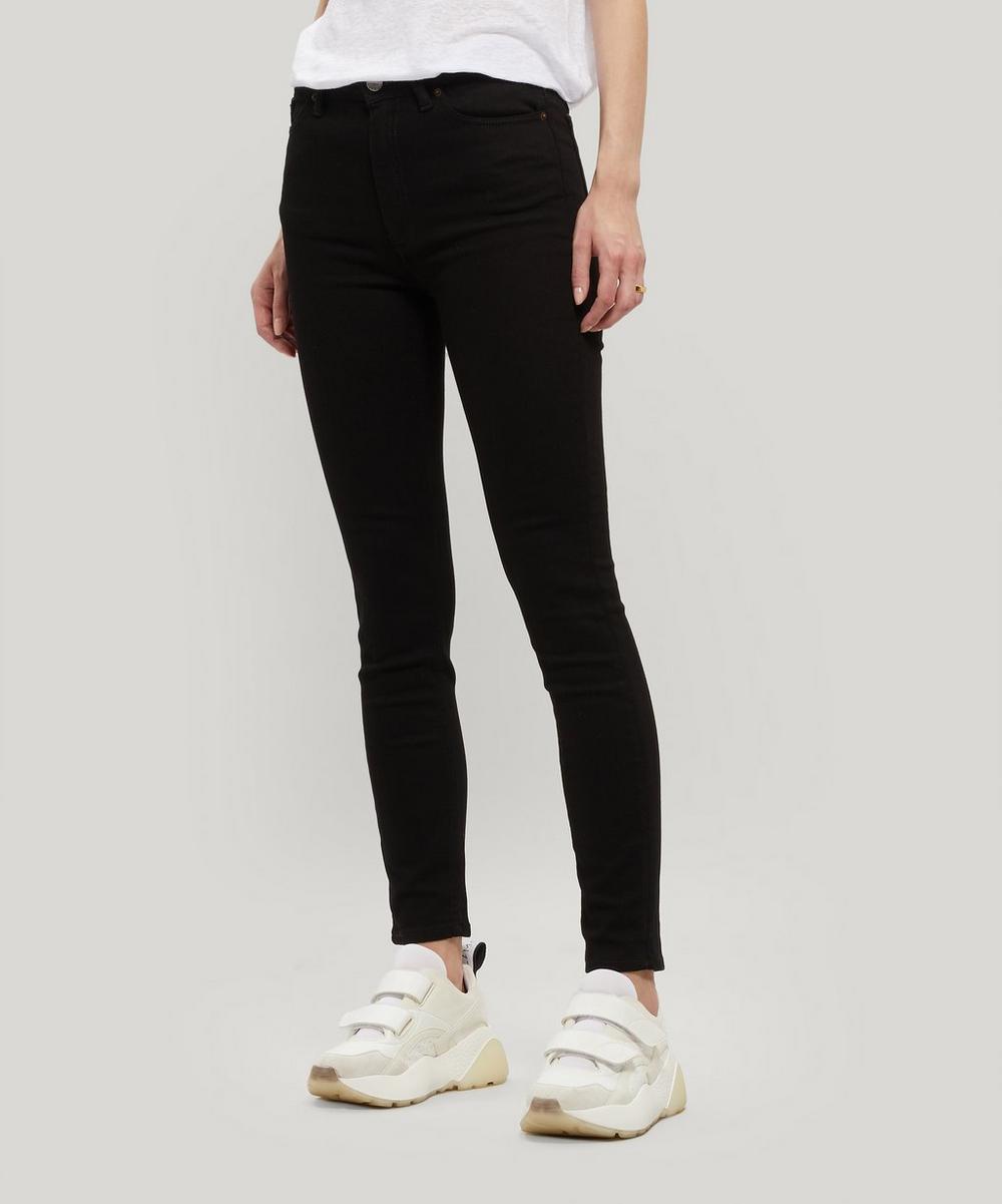 Acne Studios - Peg High-Waist Jeans