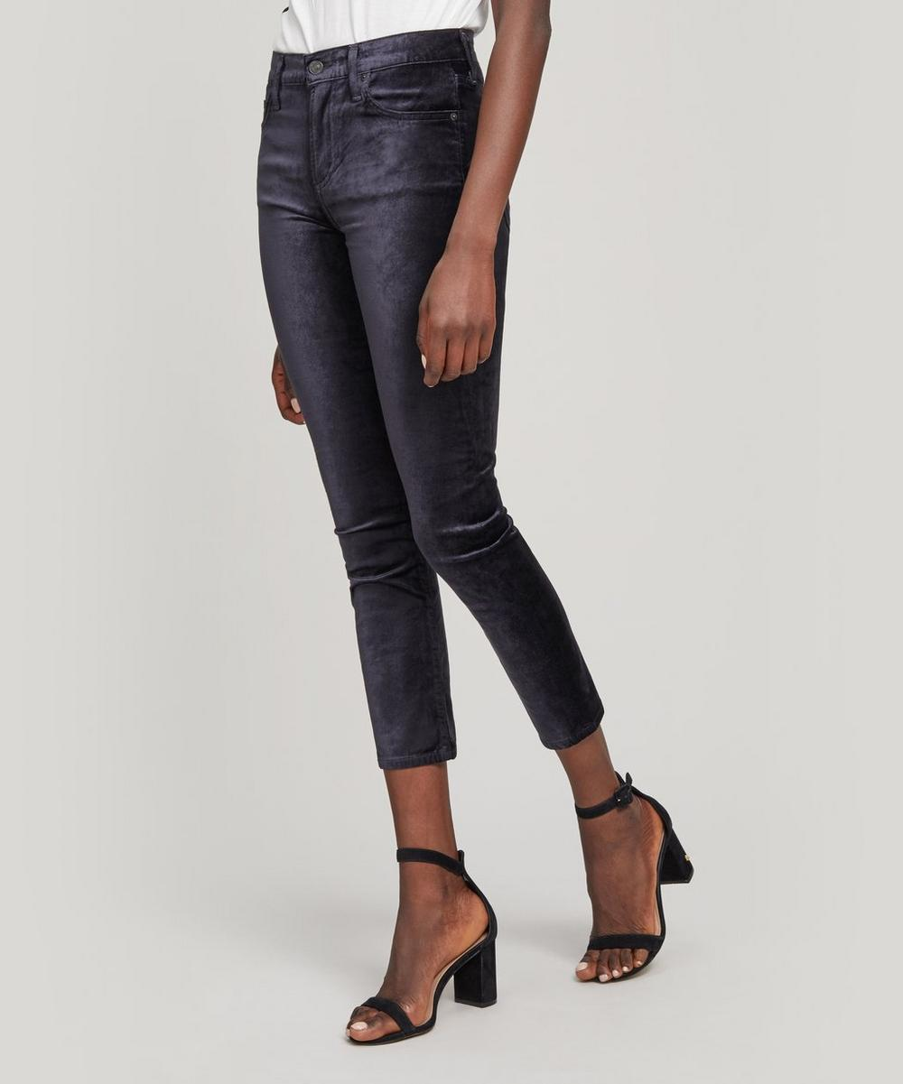 Citizens of Humanity - Harlow Mid-Rise Slim-Leg Jeans
