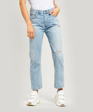McKenzie Curved Straight Leg Jeans
