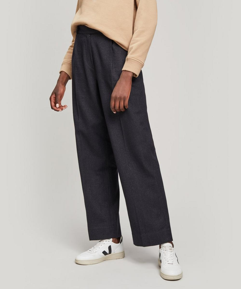 Folk - Long Wide Pant