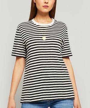Classic Cotton Stripe T-Shirt