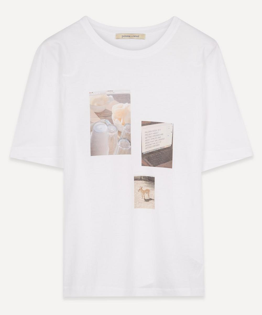 Paloma Wool - Souvenir Organic Cotton T-Shirt