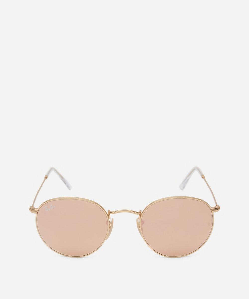 Ray-Ban - Round Metal Glasses