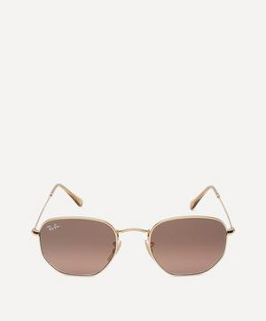 Hex Rounded Sunglasses