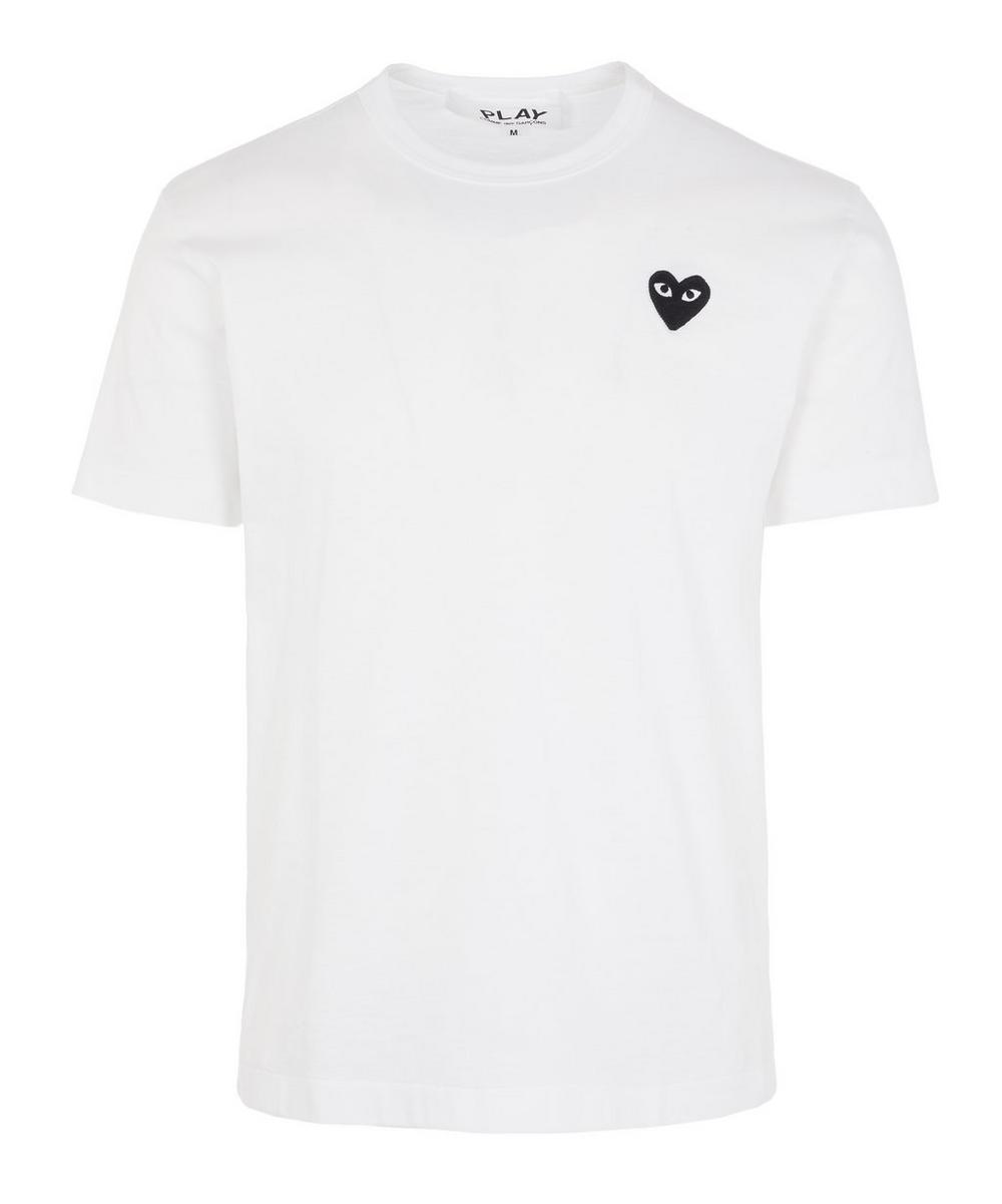 Comme des Garçons Play - Heart Short Sleeve T-Shirt