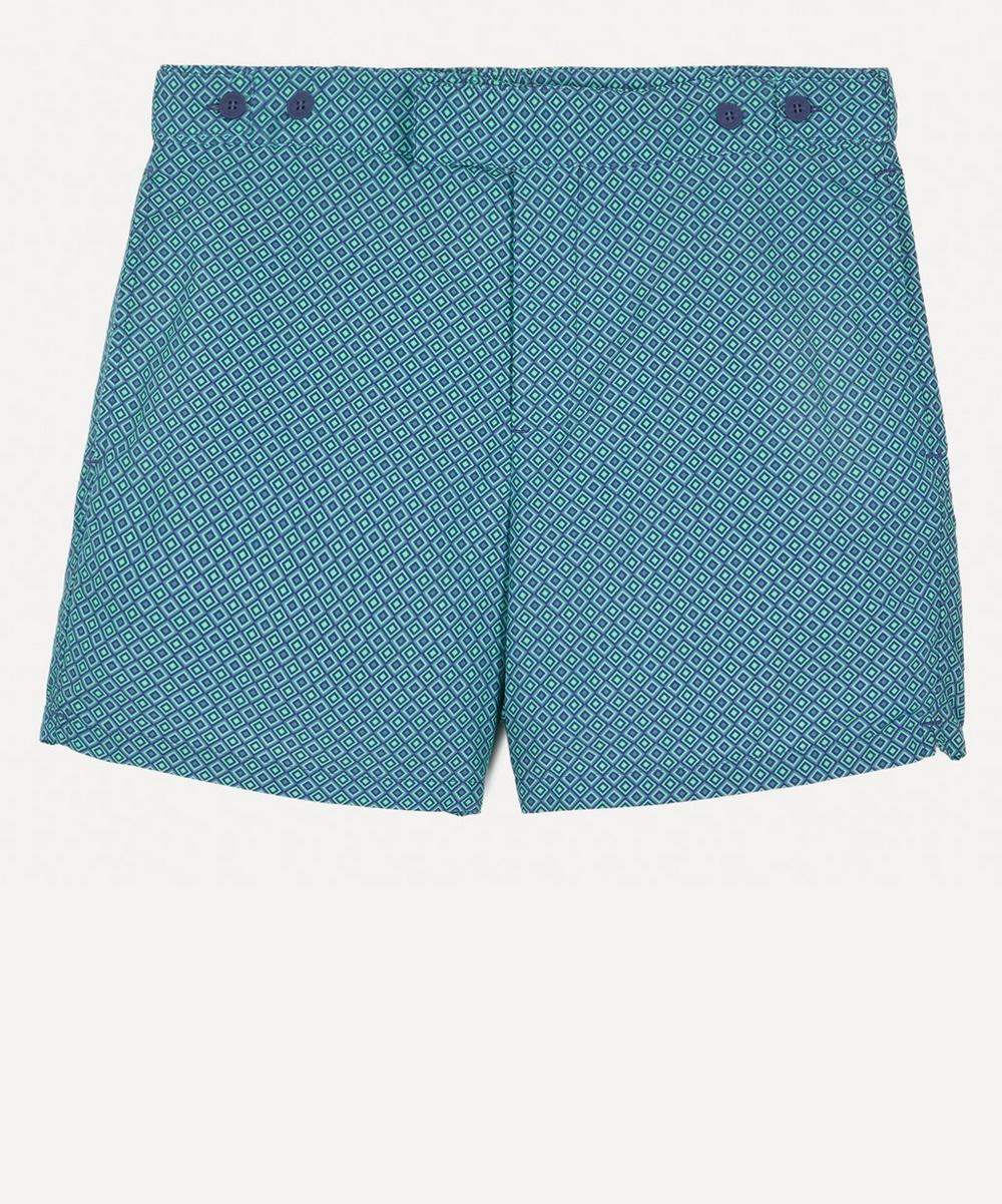 Frescobol Carioca - Angra Tailored Short Swim Shorts