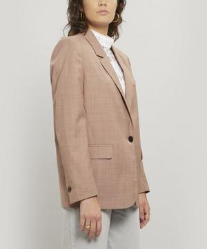 Verix Single-Breasted Wool Blazer