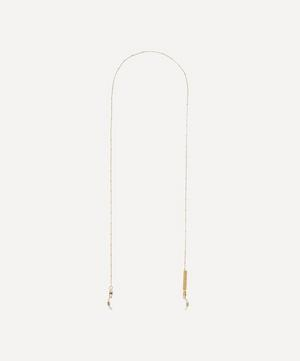 Gold-Plated Dotty Glasses Chain