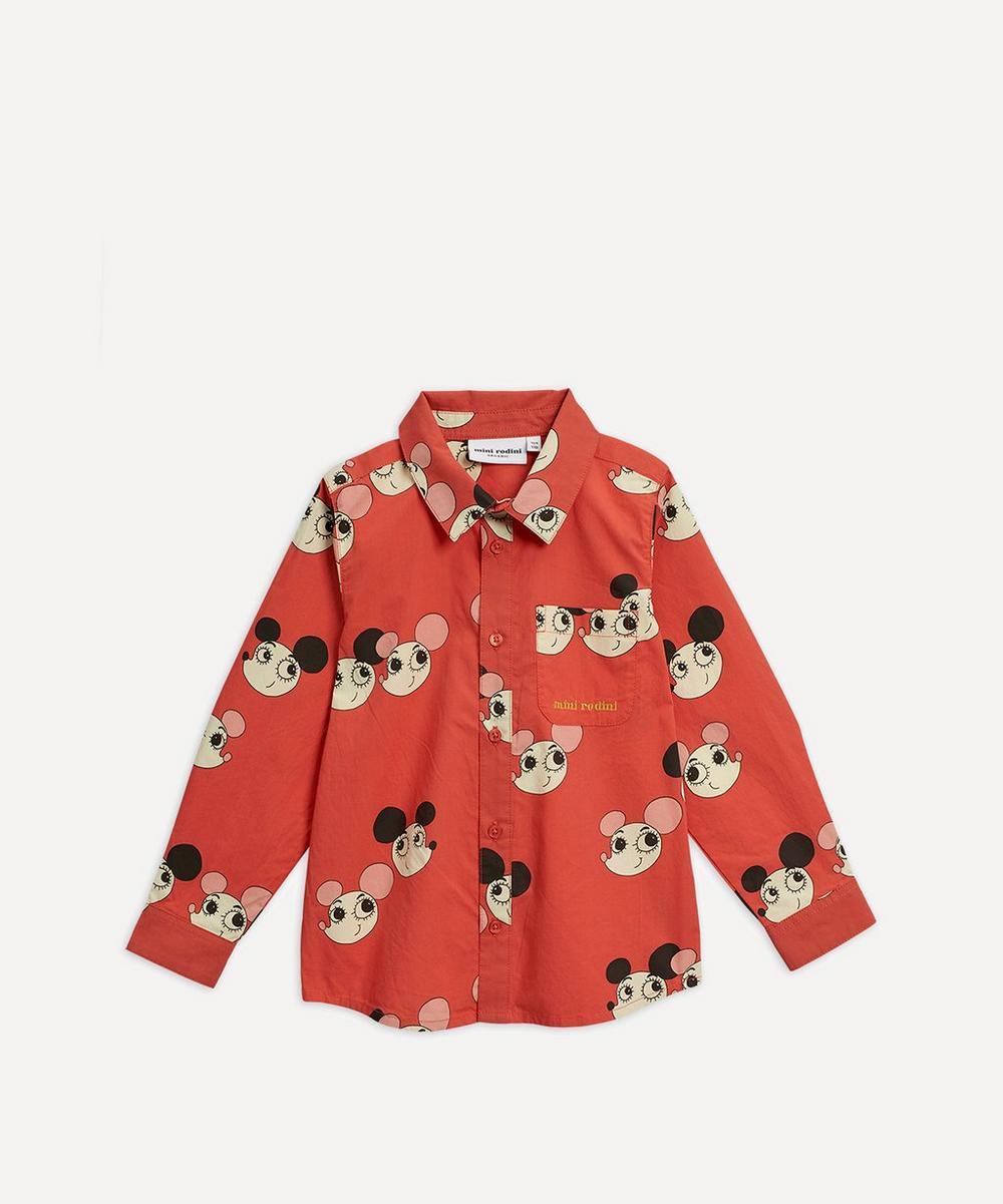 Mini Rodini - Ritzratz Woven Shirt 2-8 Years