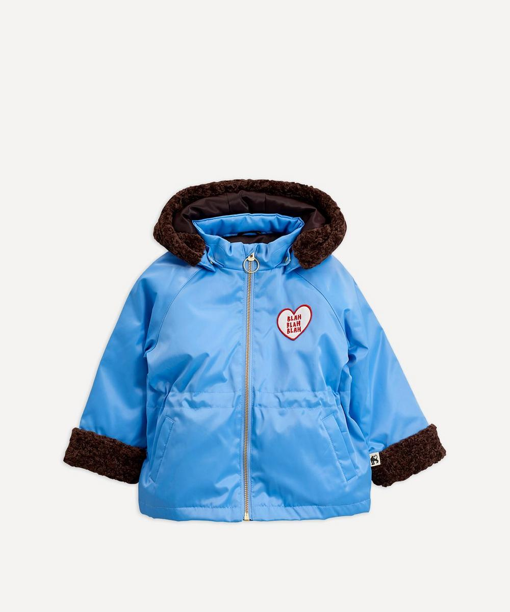 Mini Rodini - Blah Faux Fur Parka Jacket 2-8 Years