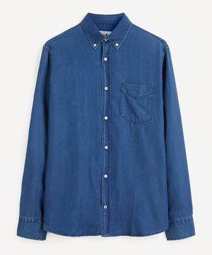 Levon Tencel Button-Down Shirt