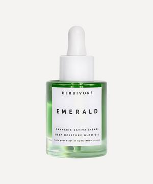 Emerald Deep Moisture Glow Oil 30ml