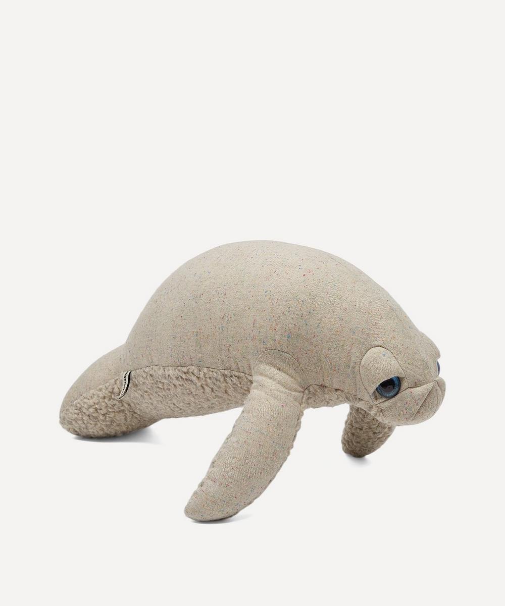 Big Stuffed - Big Sand Manatee