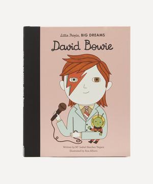 Little People, Big Dreams David Bowie