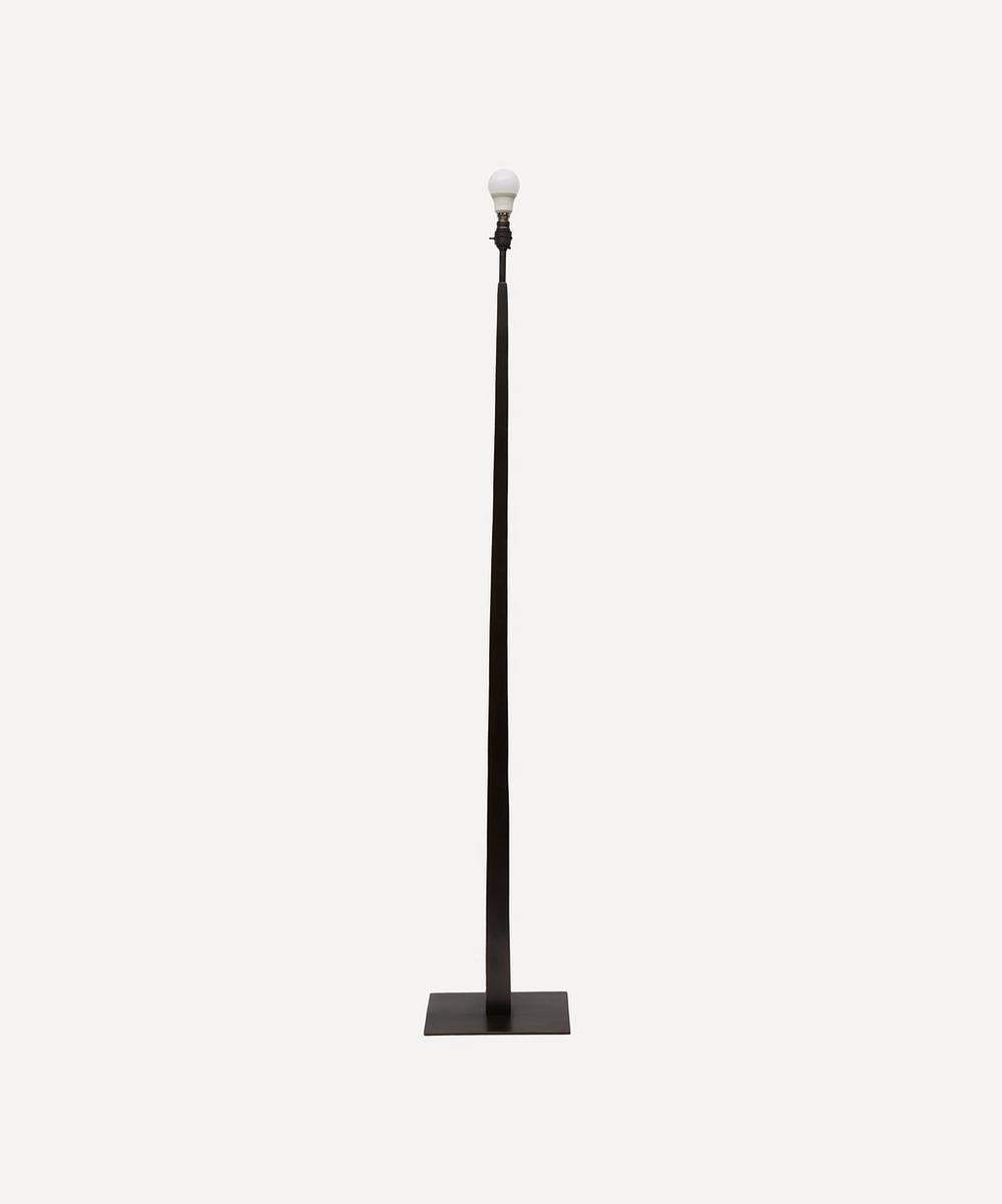 Pooky Lighting - Trafalgar Brass Floor Lamp