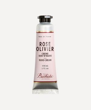 Rose Olivier Hand Cream 30ml