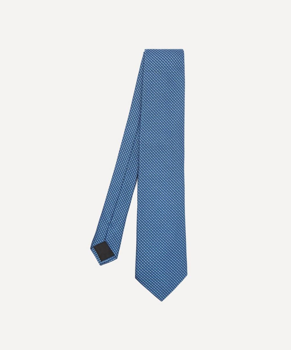 Nick Bronson - Silk Cotton Textured Tie