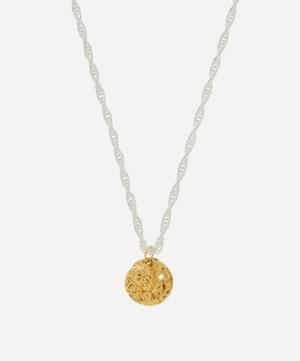 Silver and Gold-Plated The Intrepid Explorers Necklace