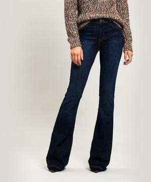 Le High Flared Jeans