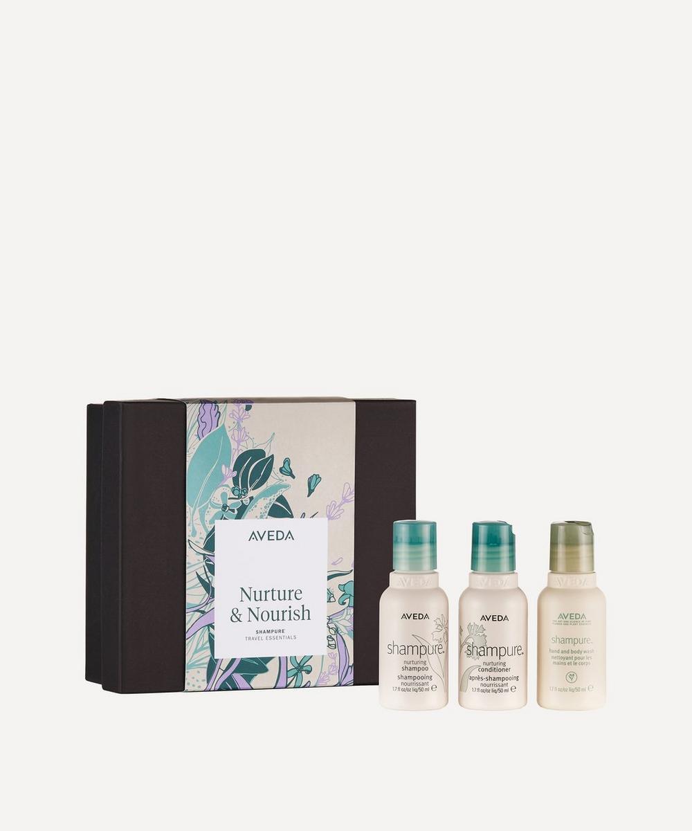 Aveda - Nurture & Nourish shampure™ Travel Essentials