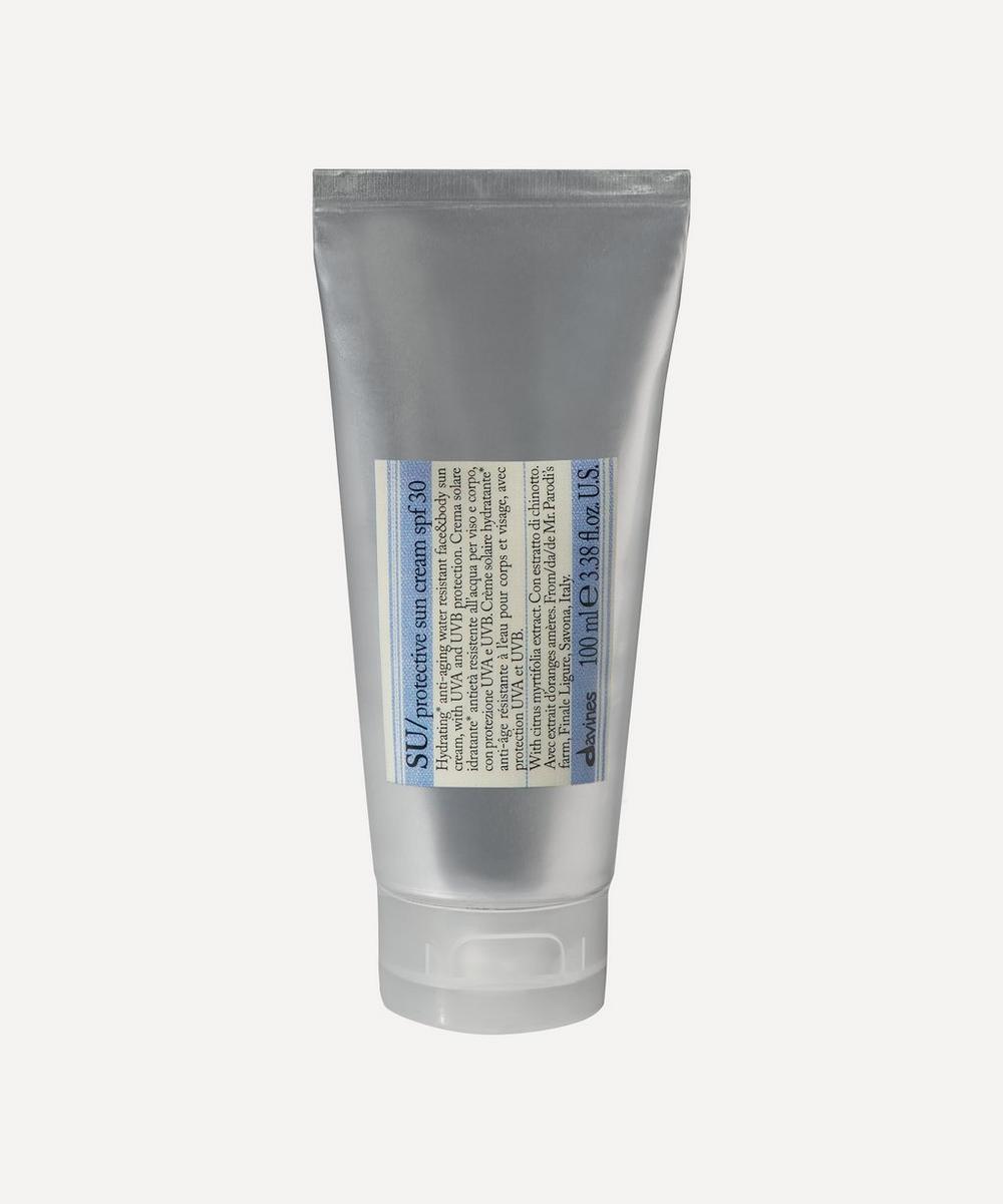 Davines - SU Protective Sun Cream SPF 30 100ml