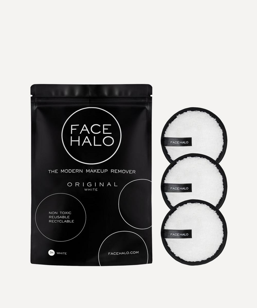 FACE HALO - Original Makeup Remover Pack of 3