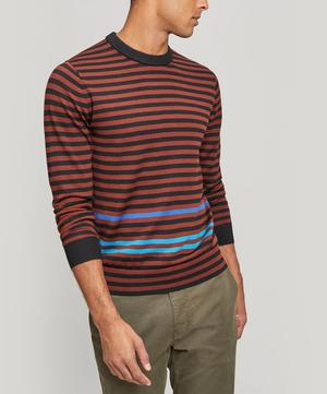Stripe Crew-Neck Merino Wool Jumper