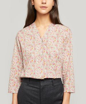 Amelie Tana Lawn™ Cotton Hayley Shirt