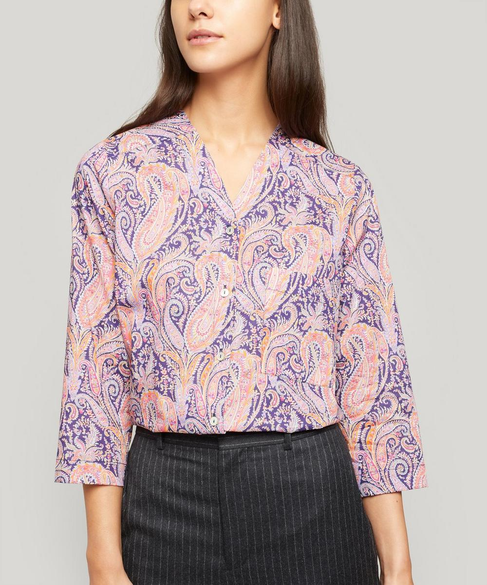 Liberty - Felix and Isabelle Tana Lawn™ Cotton Hayley Shirt