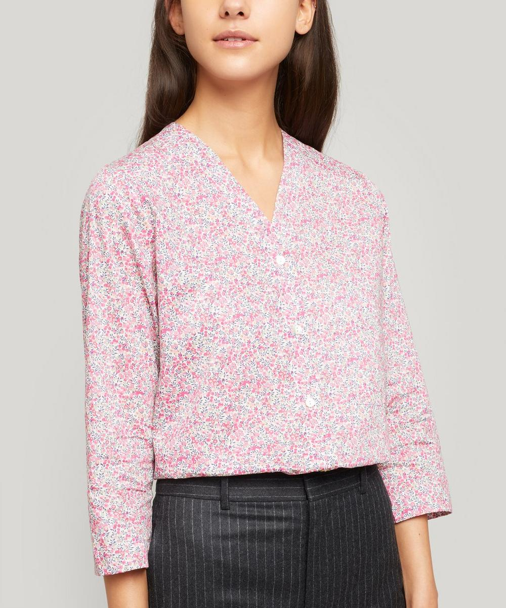 Liberty London - Wiltshire Bud Tana Lawn™ Cotton Hayley Shirt