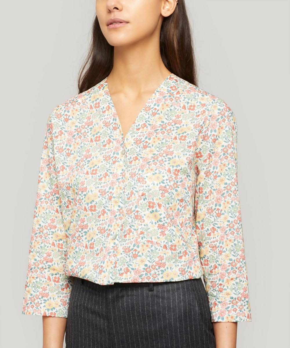 Liberty London - Annabella Tana Lawn™ Cotton Hayley Shirt