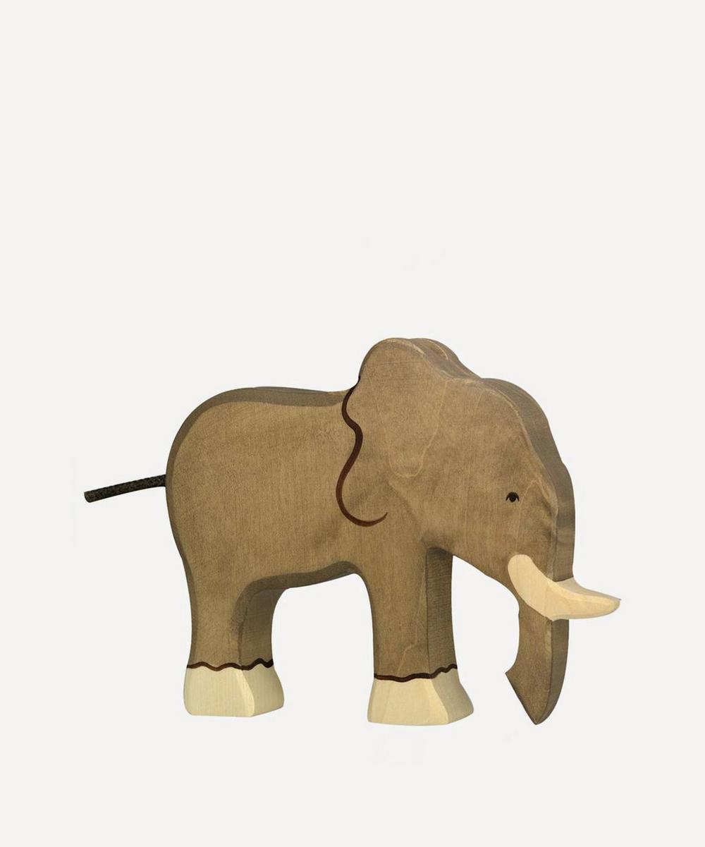 Holztiger - Wooden Elephant Toy