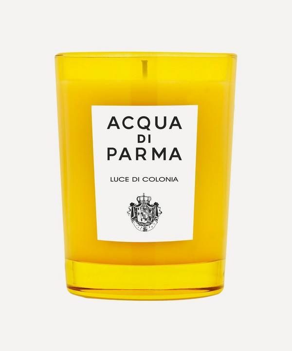 Acqua Di Parma - Luce di Colonia Candle 200g
