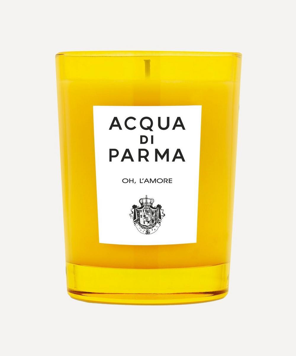 Acqua Di Parma - Oh L'Amore Candle 200g