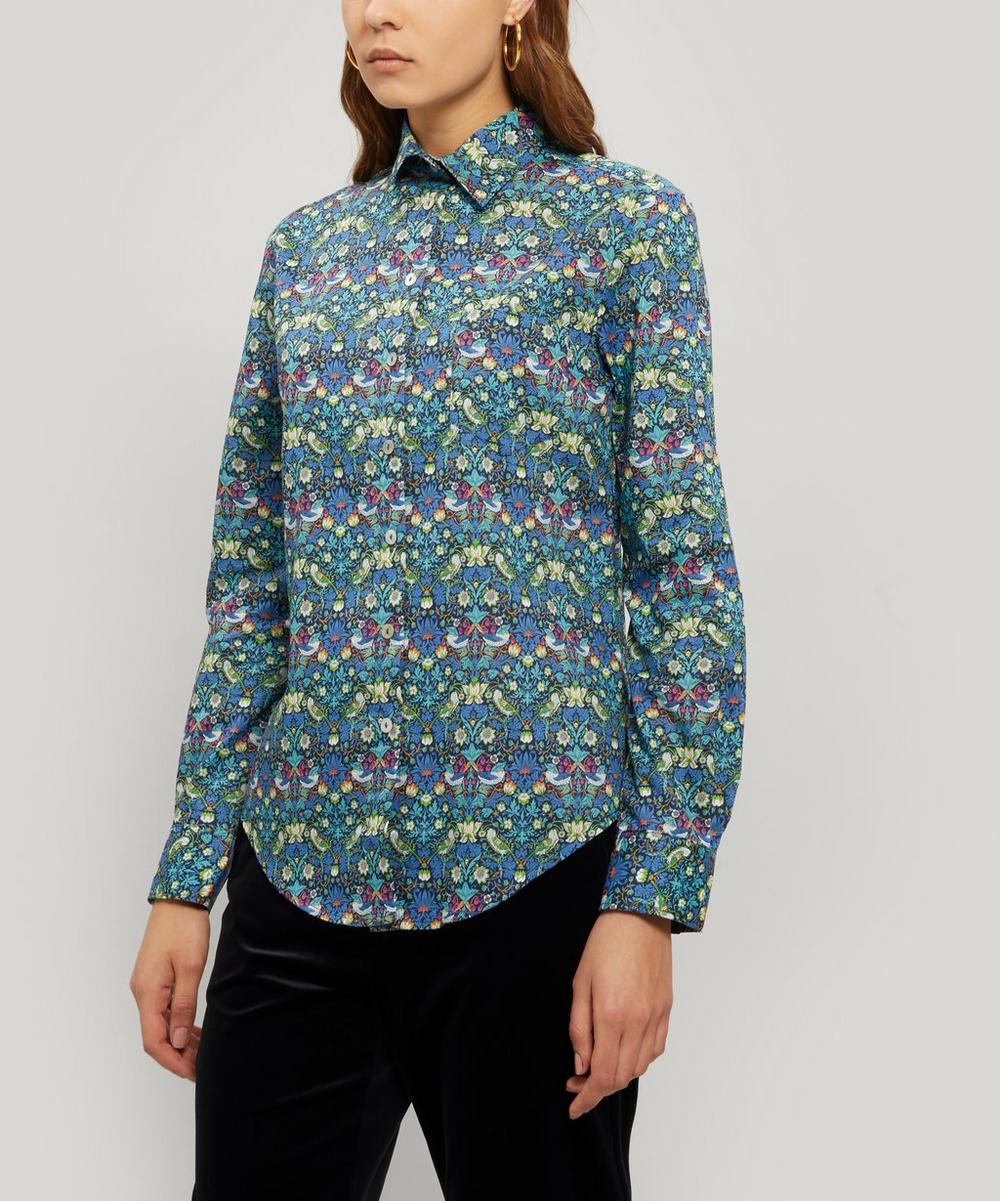 Liberty - Strawberry Thief Tana Lawn™ Cotton Bryony Shirt