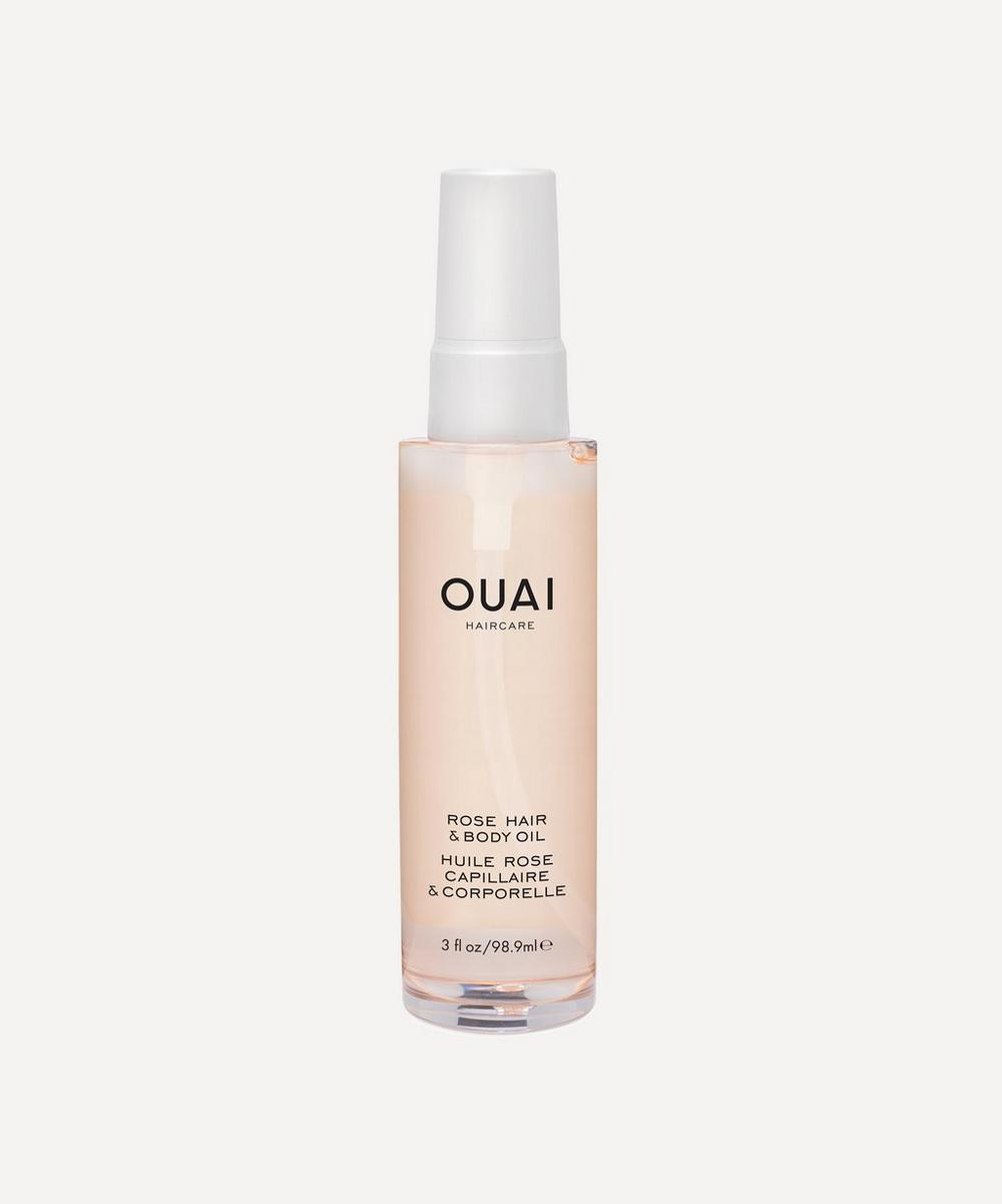 OUAI - Rose Hair and Body Oil 98.9ml