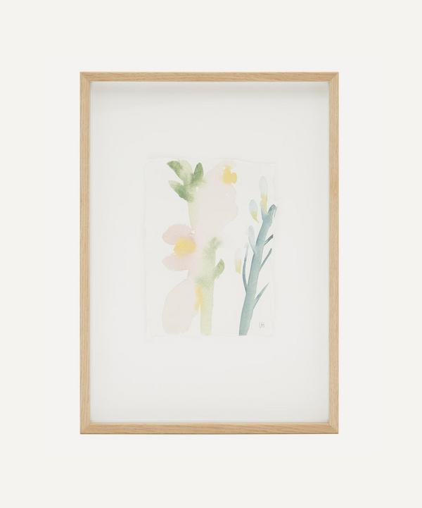 Partnership Editions - Lisa Hardy 'From Flower To Flower Two' Framed Original Artwork