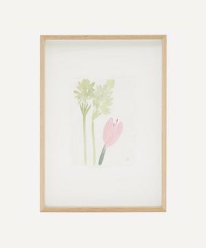 Lisa Hardy 'From Flower To Flower Nine' Framed Original Artwork