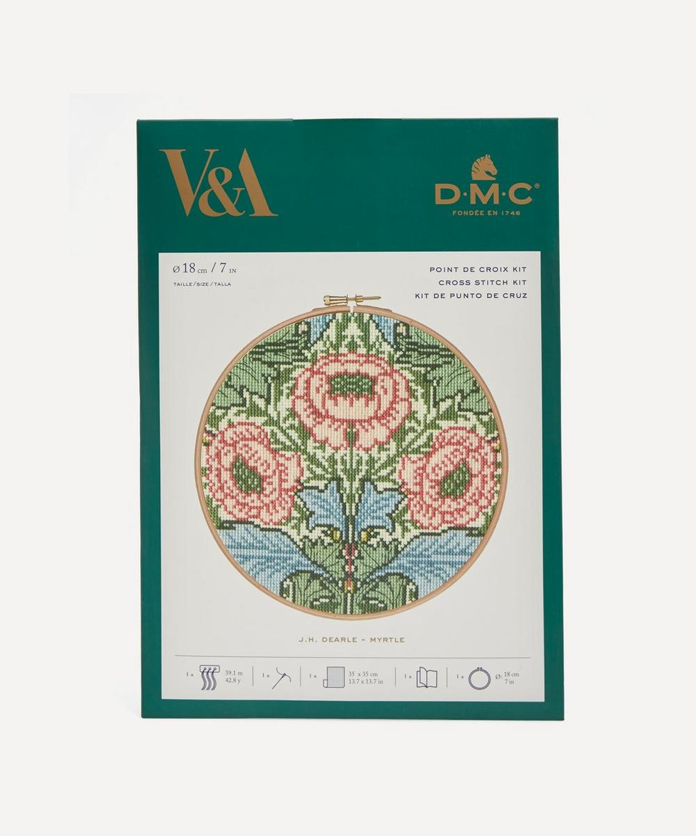DMC - Myrtle Cross-Stitch Kit