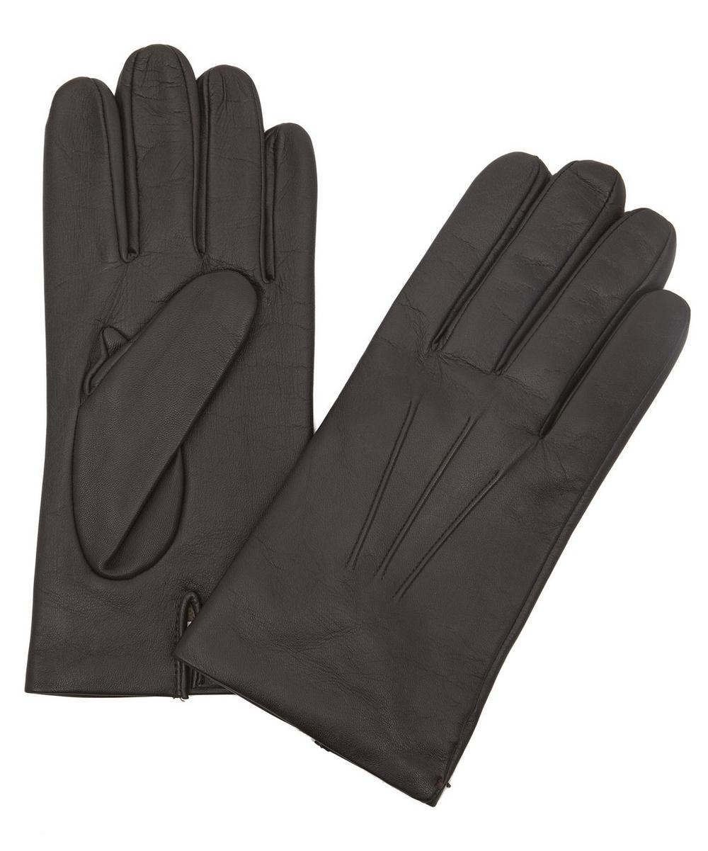 Dents - Bath Hairsheep Leather Gloves