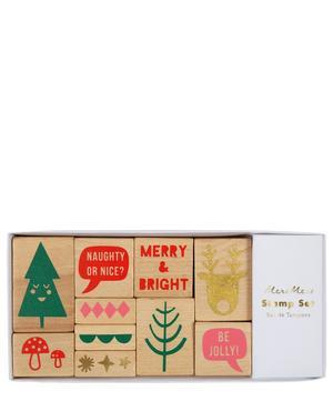 Festive Stamp Set