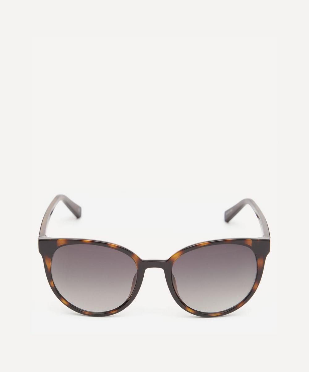 Le Specs - Bandwagon Round Sunglasses