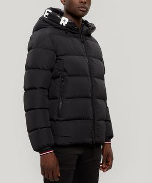 Dubois Logo-Trimmed Hooded Puffer Jacket