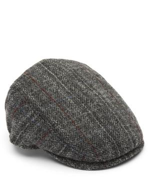 Harris Tweed Tailored Driver Cap