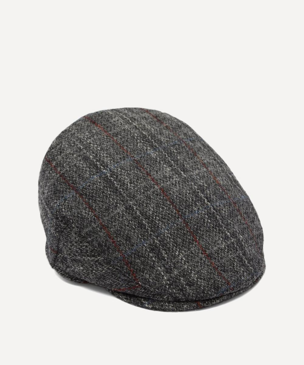 Christys' - Harris Tweed Balmoral Cap