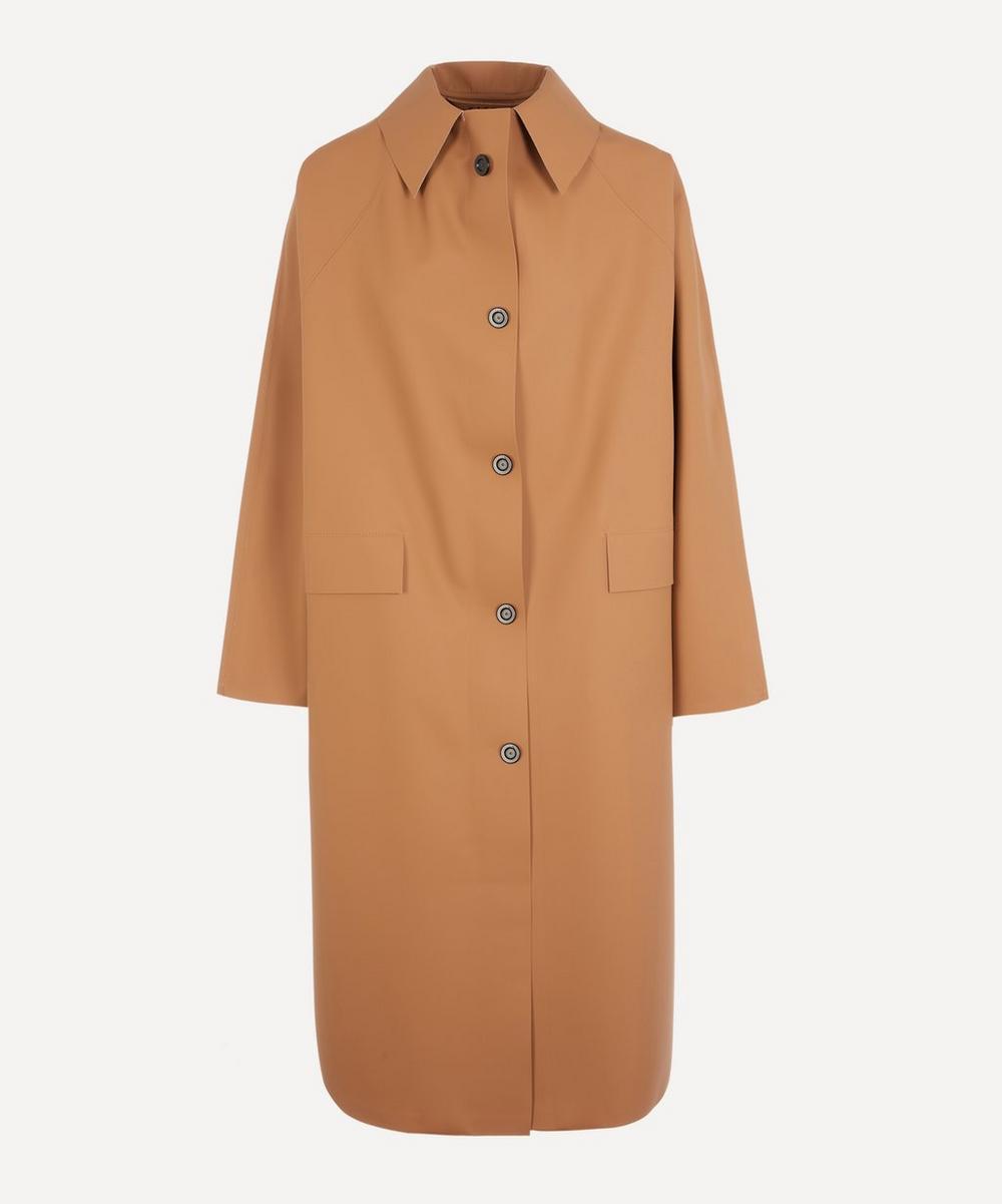 KASSL Editions - Rubber Tawny Coat