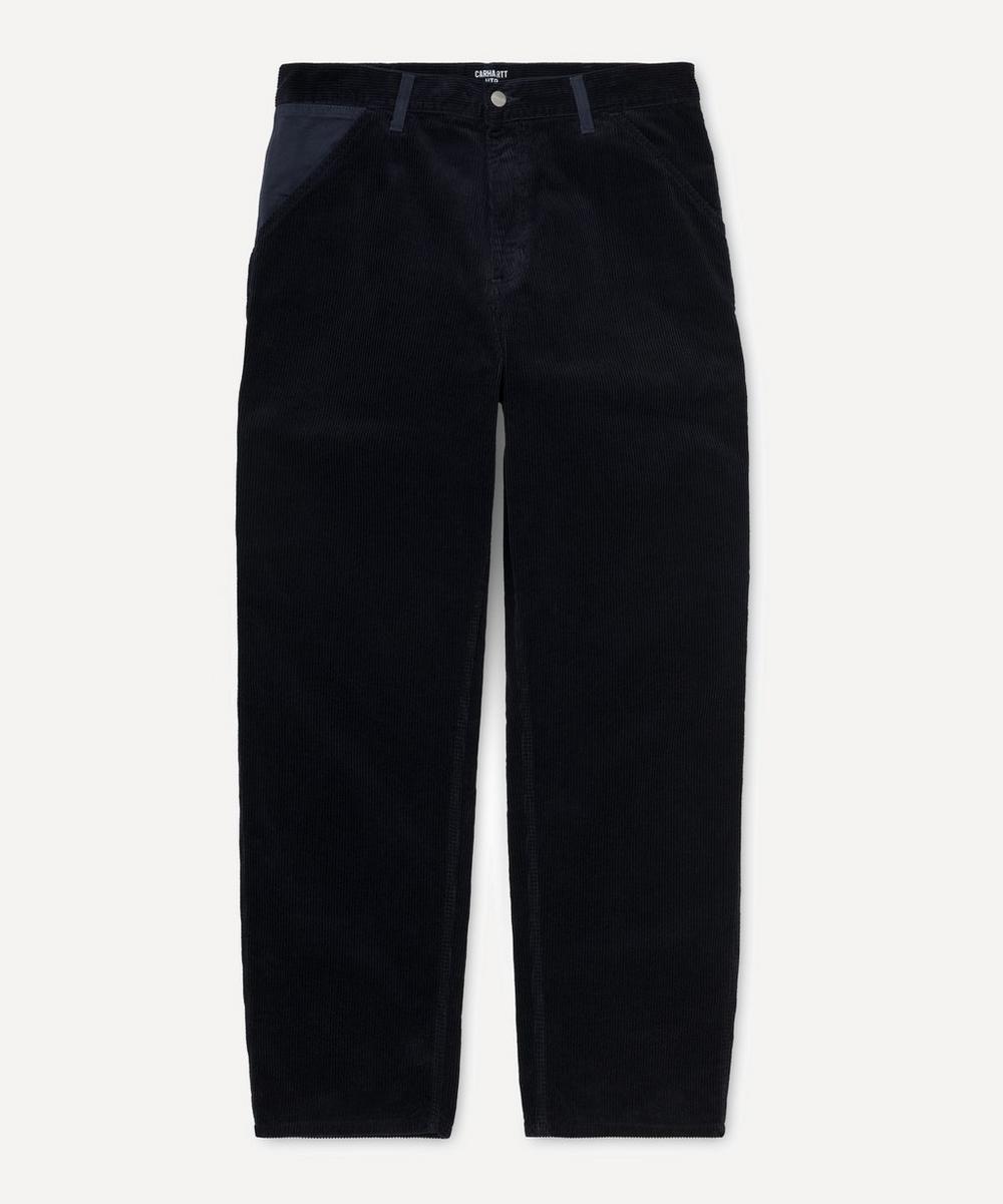 Carhartt WIP - Single Knee Cotton Corduroy Trousers